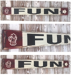 Fun.  Rustic 4 Foot Long Golf Wood Sign