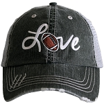 Football Love.  Women's Trucker Hat