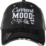 Current Mood:  Football.  Women's Trucker Hat