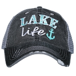 Lake Life.  Women's Trucker Hat
