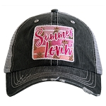 Summer Lovin'.  Women's Trucker Hat