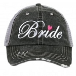 Bride.  Women's Trucker Hat