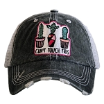 Can't Touch This.  Women's Trucker Hat