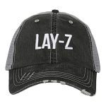 Lay-Z.  Women's Trucker Hat