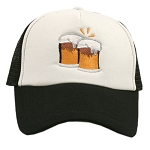 OEM Society Beer Mugs Emoji.  Trucker Hat