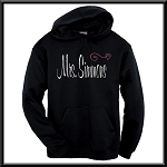 Personalized Mrs.  Hoodie