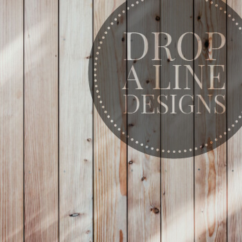 drop a line designs light