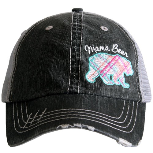 Mama Bear.  Women's Trucker Hat