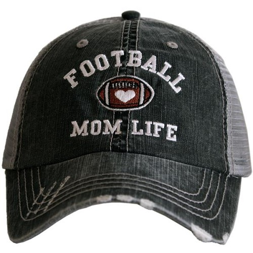 Football Mom Life.  Women's Trucker Hat
